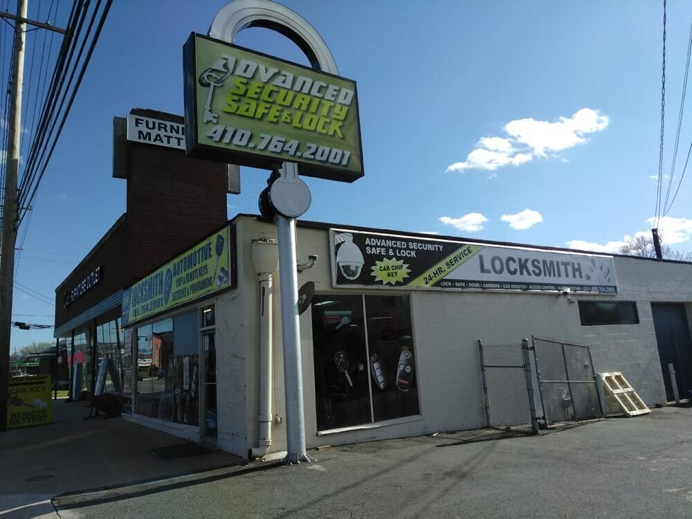 Locksmith Reisterstown Rd
