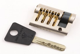Mul T Lock key duplication